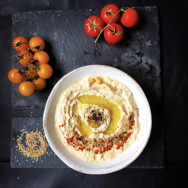 Recipe for making hummus. Let's hum!