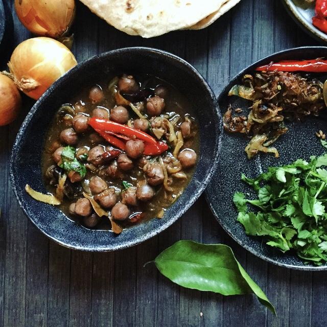 Recipe for Making Channa Masala