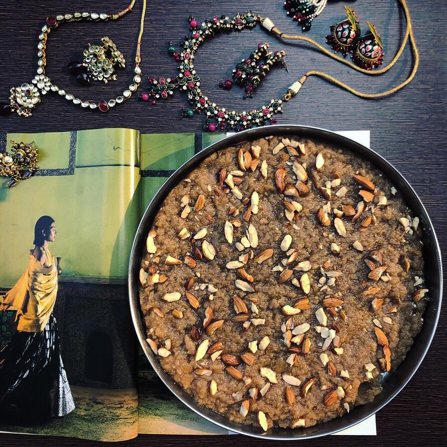 Recipe for making khoya barfi