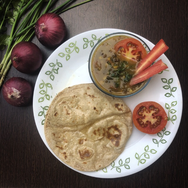 Recipe for Making Panchranga Daal (Mixed Lentil Soup)