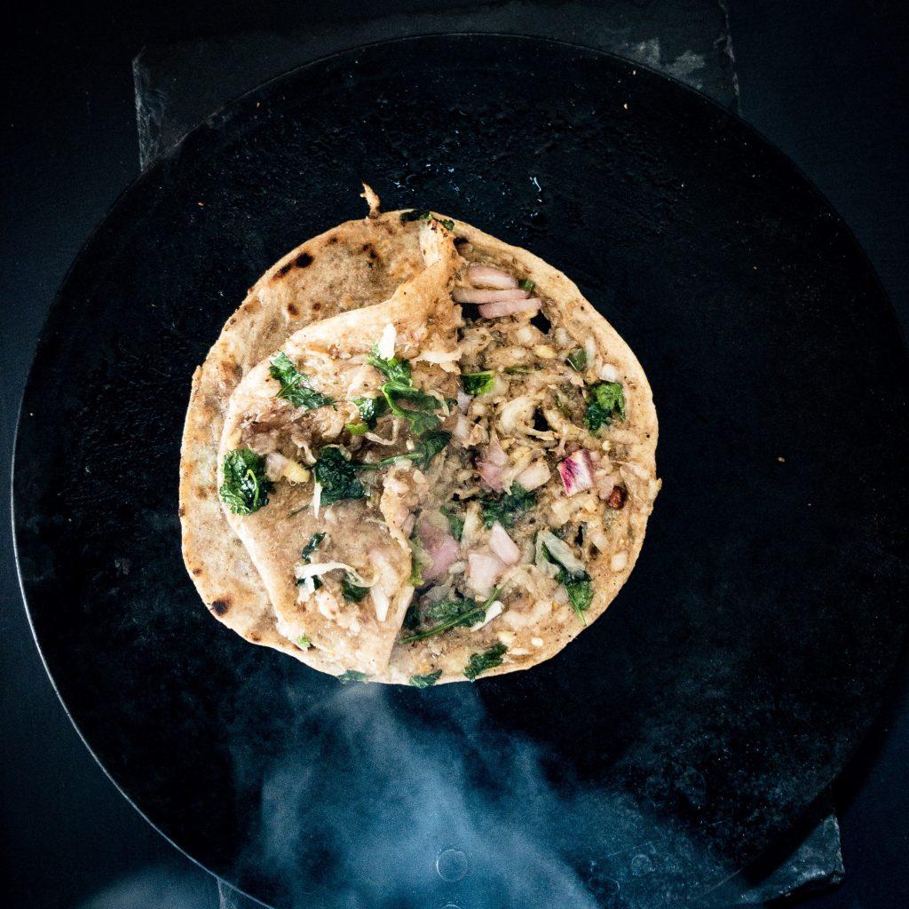 Recipe for Making Mooli Paratha