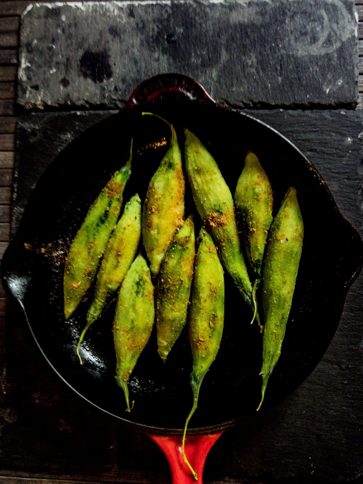 Recipe for Making Bharva Karela (Bitter Gourd)