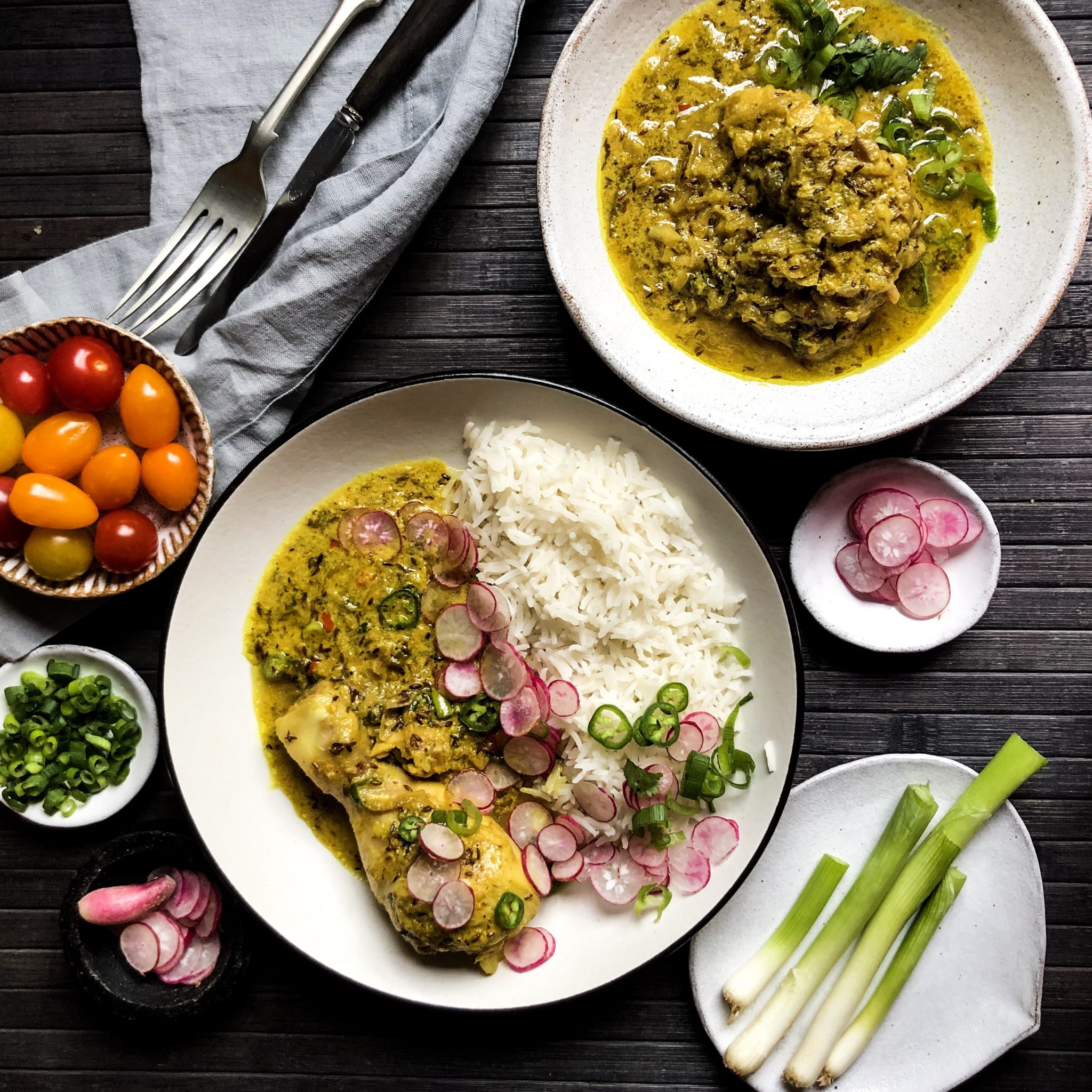 Recipe for Making Chicken Curry