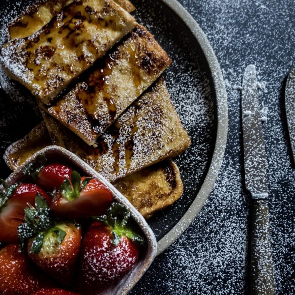 Recipe for Making French Toast