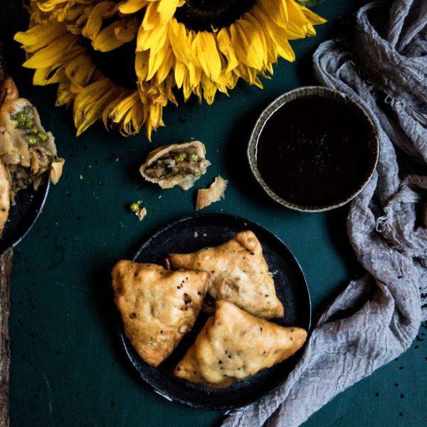 Recipe for Making Samosas