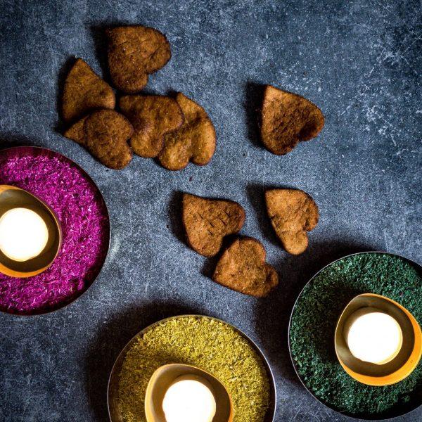 Recipe for making sweet mathi