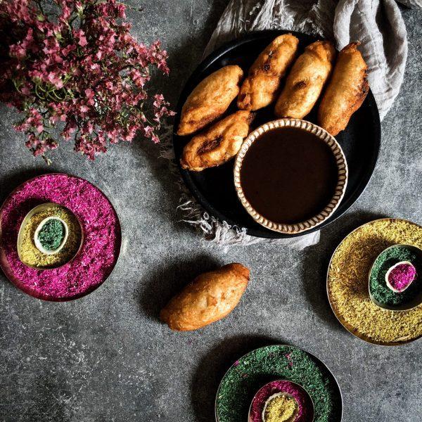 Recipe for making bread rolls
