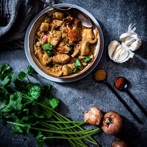 Recipe for making karahi chicken
