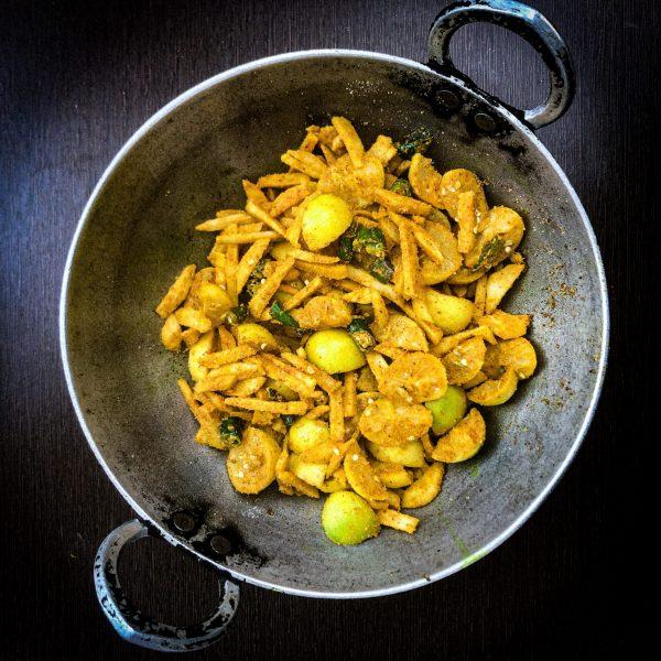 Recipe for making lemon and ginger pickle