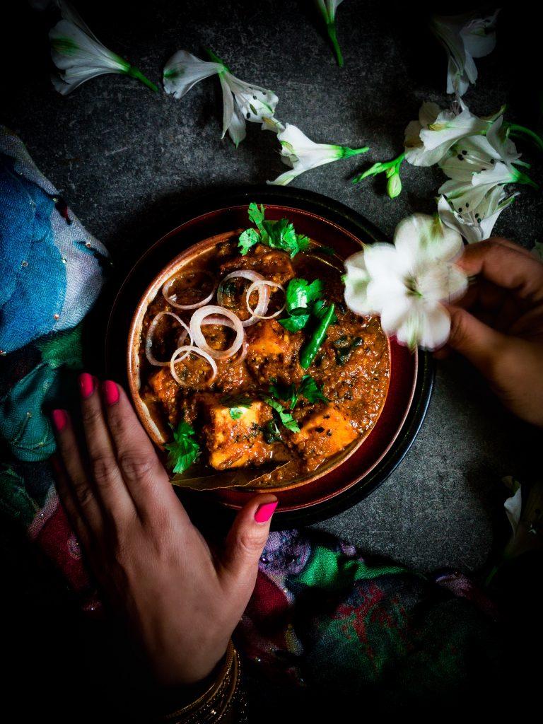 How to make shahi paneer with cashews