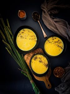 Besan & turmeric remedy for cold