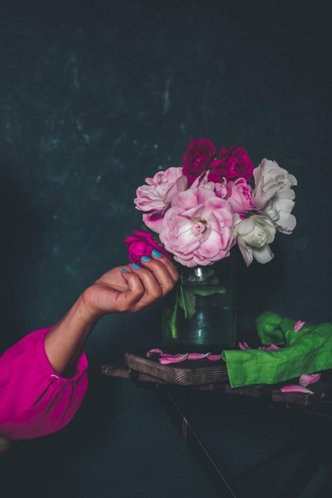 Recipe for Making Rose Face Toner